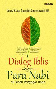 Dialog Iblis Dengan Para Nabi Rp 45 000 Buku Iman Tahu