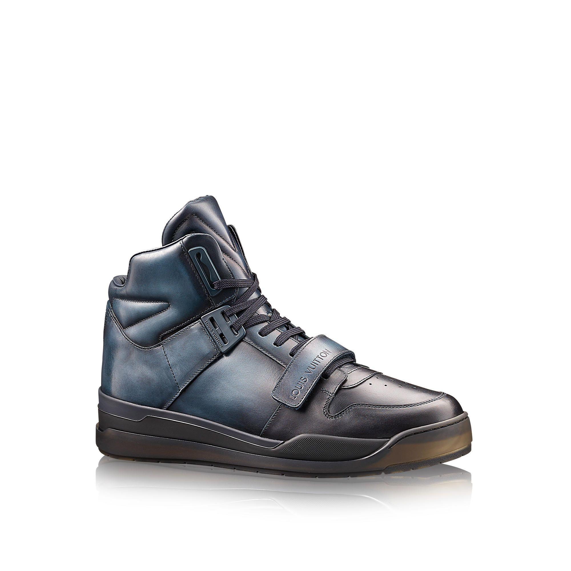 ecdeb2fa956f key product page share discover product Trailblazer Sneaker via Louis  Vuitton