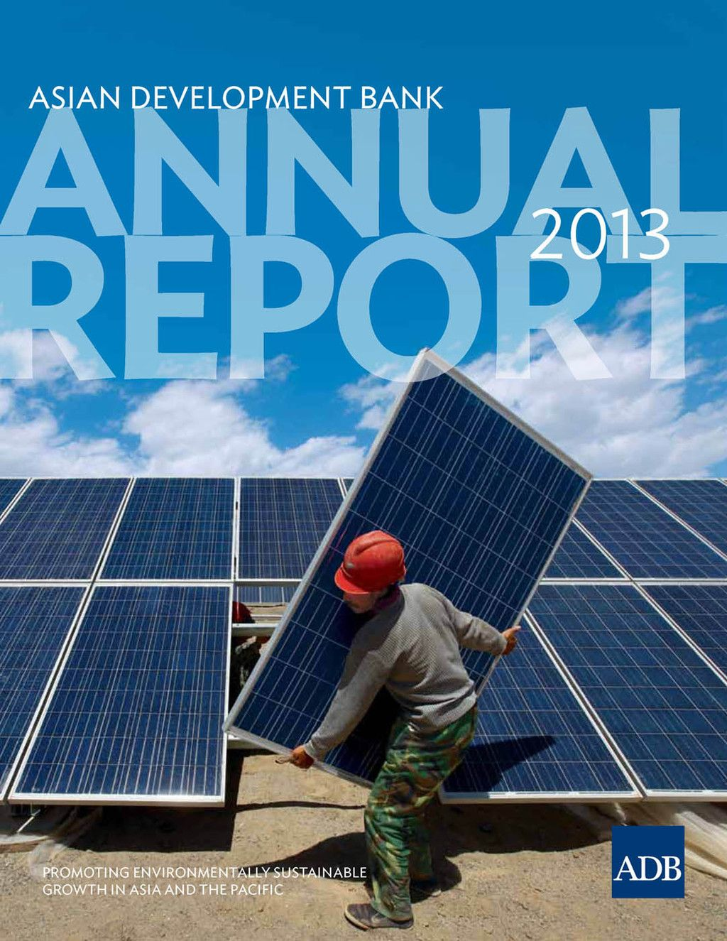 ADB Annual Report 2013 (eBook) #annualreports