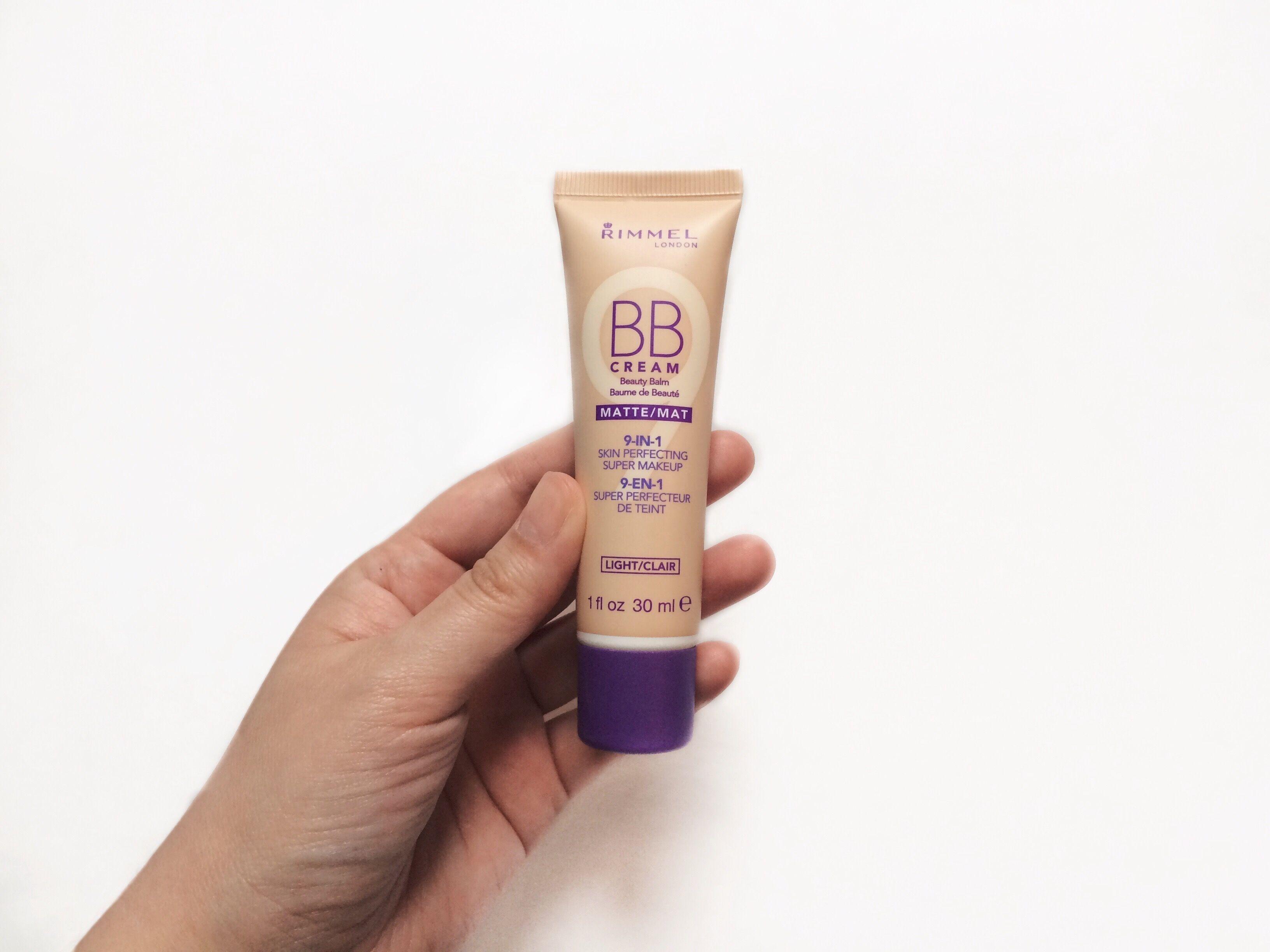 Makeup Review Rimmel London Matte Bb Cream Matte Bb Cream Bb