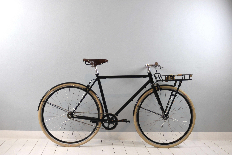 Black Edition Dyb Fahrrad Singlespeeder