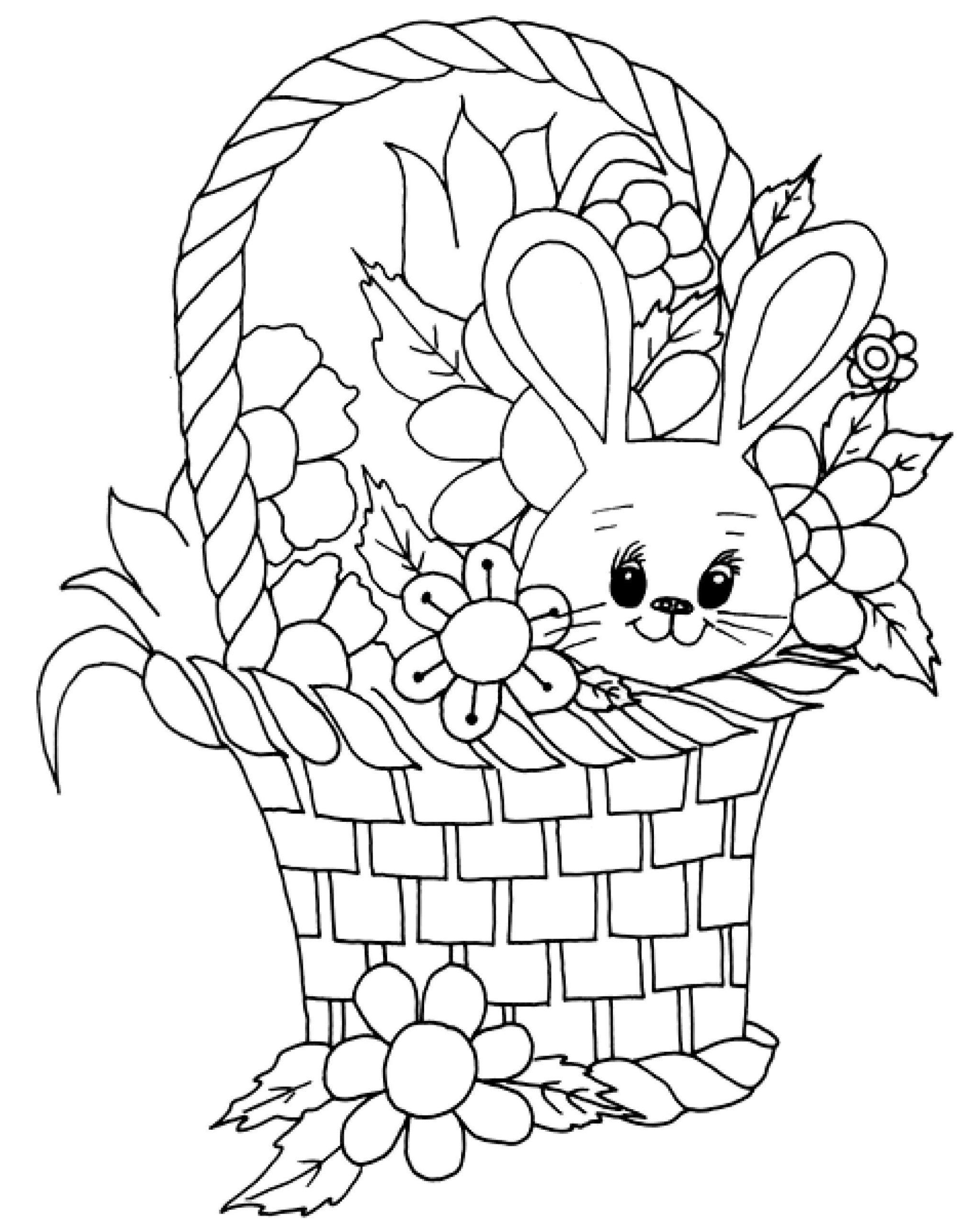 Frisch Ostern Bilder Zum Ausmalen Farbung Malvorlagen Malvorlagenfurkinder Easter Coloring Pages Easter Colouring Coloring Pages