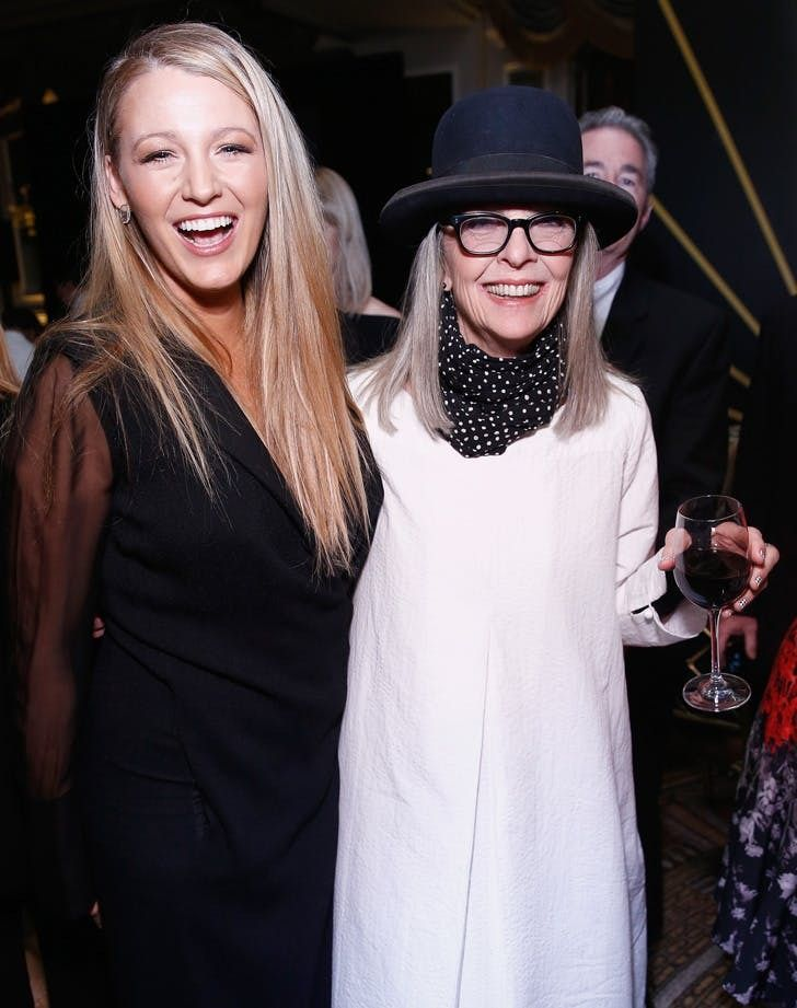How To Solve Every Lipstick Problem You Ve Ever Had Blake Lively Love Her Style Diane Keaton
