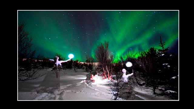 Dancing with NorthernLights - Ulule