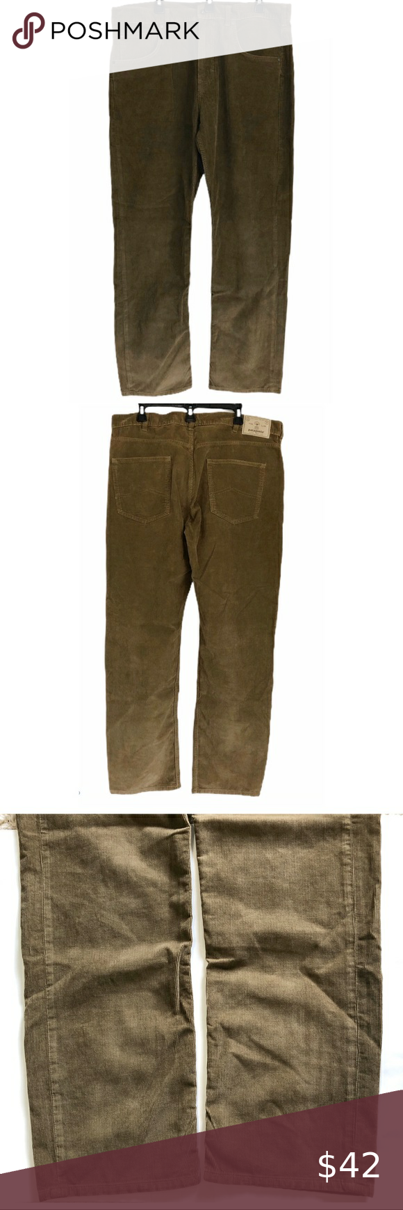 Sold Patagonia Iron Clad Corduroy Pants Corduroy Pants Patagonia Pants Pants