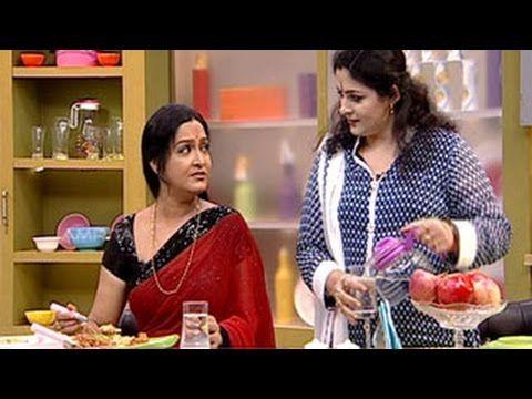 Shari (actress) on Annies Kitchen | Szechuan fried rice | How to ...