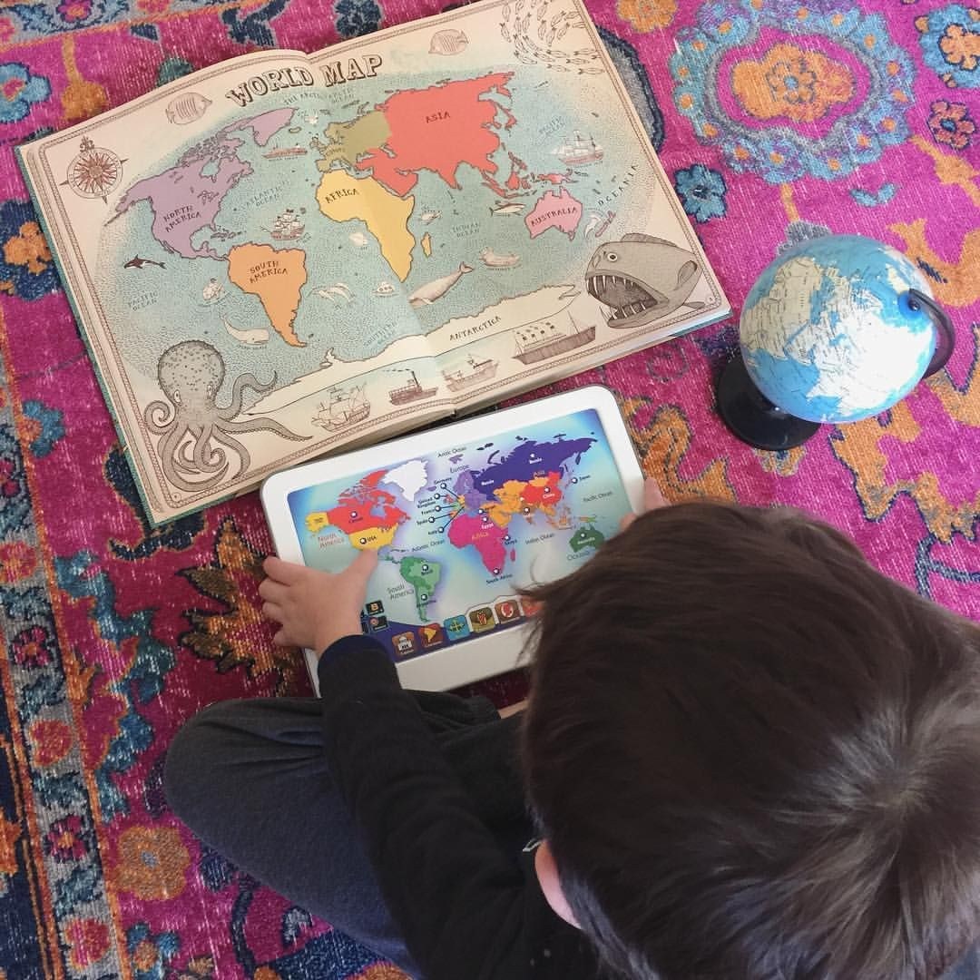My 5 year old rediscovered this old cheapie world map toy from kmart home education collective on instagram my 5 year old rediscovered this old cheapie world map toy from kmart today and it has sparked a huge interest in gumiabroncs Images