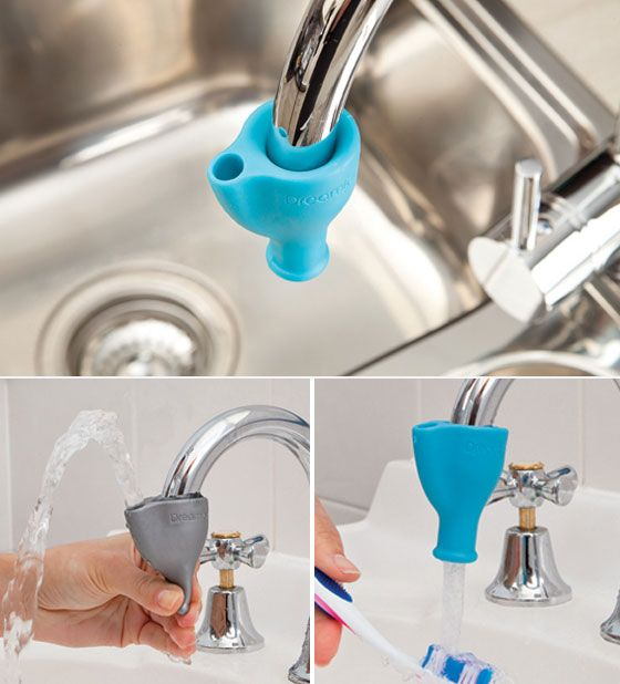 This Faucet Attachment The Tapi By Dreamfarm Turns Your Sink