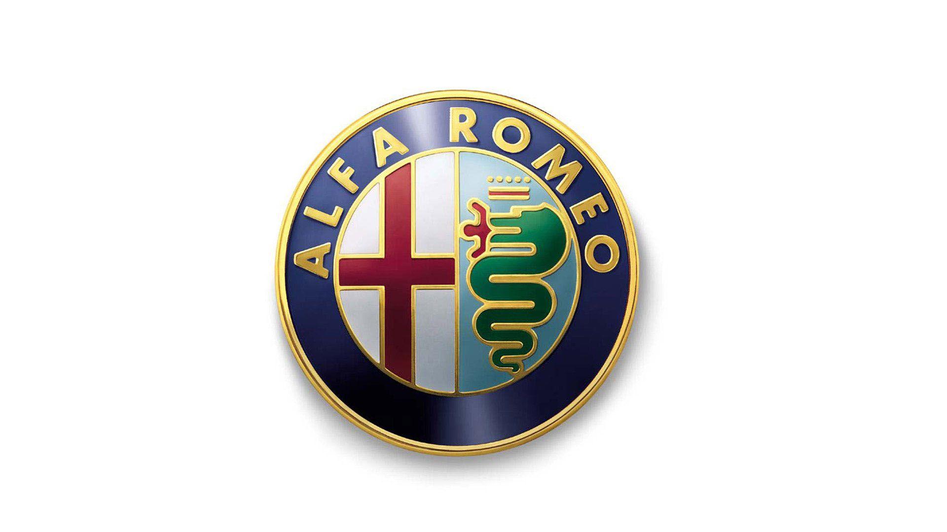 Alfa Romeo Logo HD Wallpaper 1920×1080 Wallpaper Loghi
