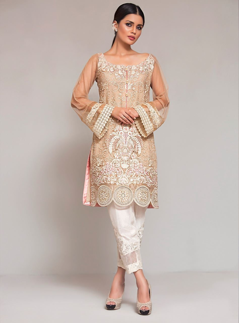 Zainab Chottani Premium Eid Collection 2016 Adorable Elegance Creation By Famous F Fashion Designers Famous Pakistani Party Wear Dresses Wedding Dress Couture