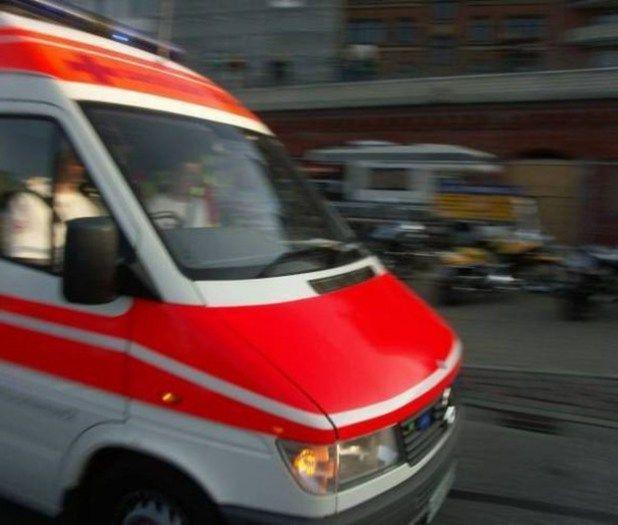 Un bărbat a căzut de la balcon în Constanța. Care este starea lui