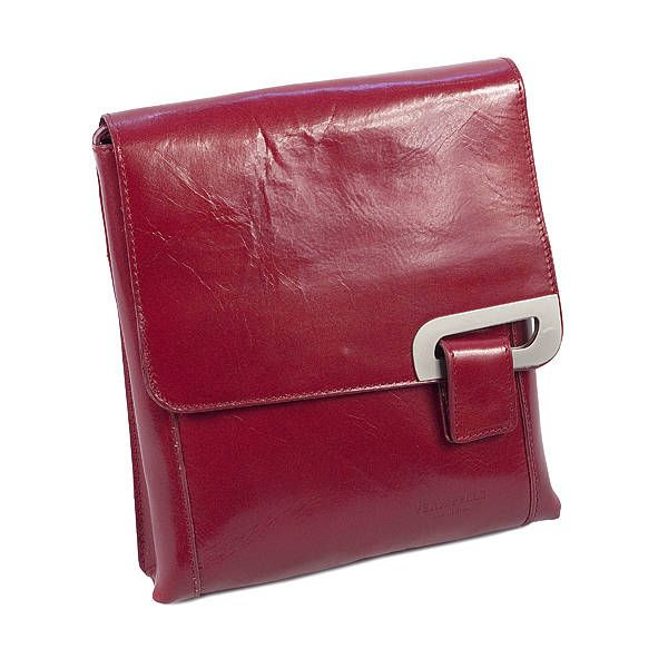 italian leather messenger bag by bella bags | notonthehighstreet.com