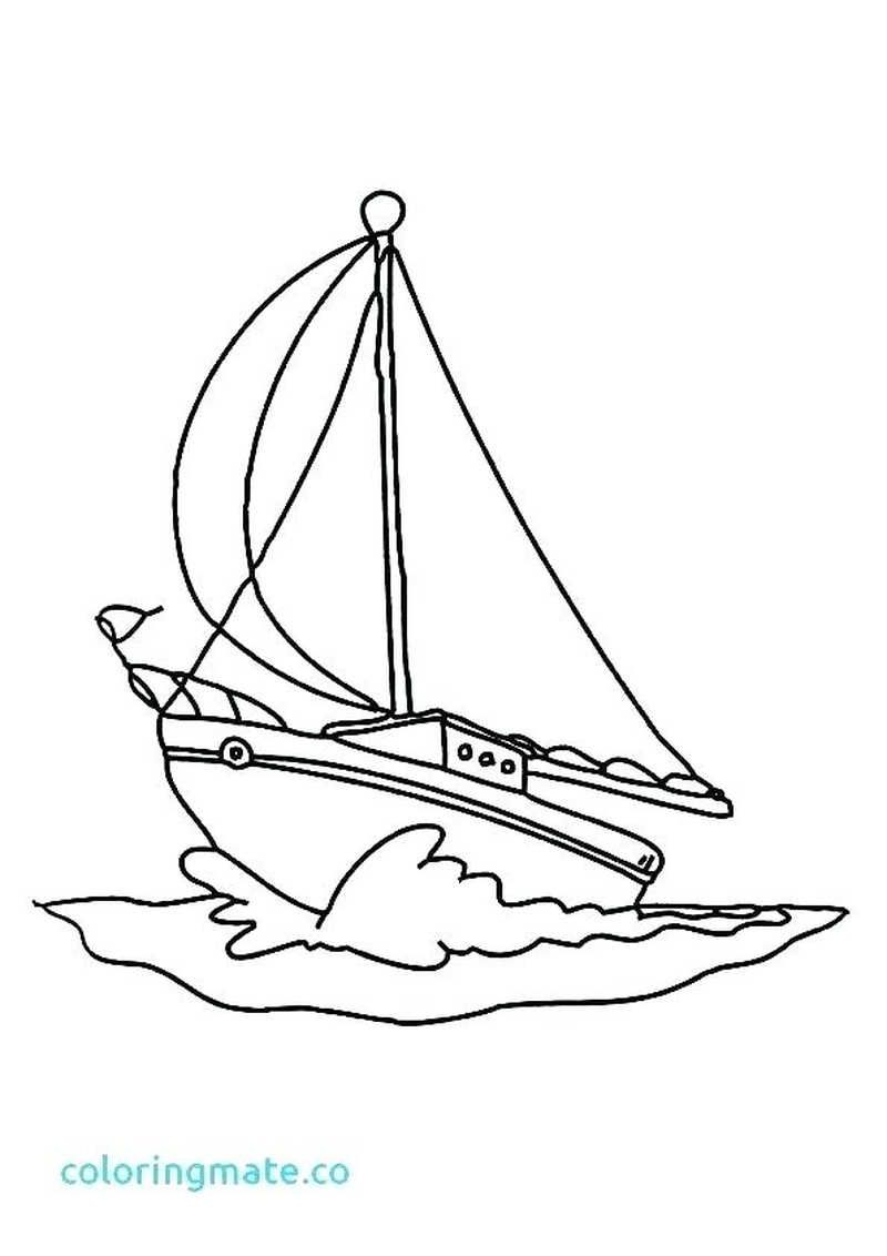 Printable Boat Coloring Pages Free Coloring Sheets Coloring Pages For Kids Coloring Pages Boat Crafts [ 1122 x 800 Pixel ]