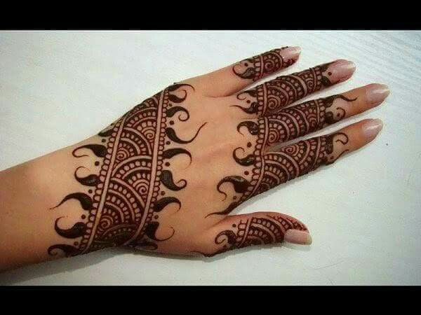 Simple Mehndi Tattoo Hands : Pin by shagufta nathani on mesmerizing mehndi aka henna