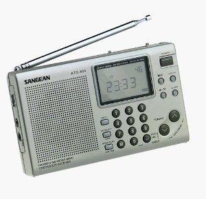 Sangean Ats 404 Am Fm Digital Shortwave World Band Receiver By