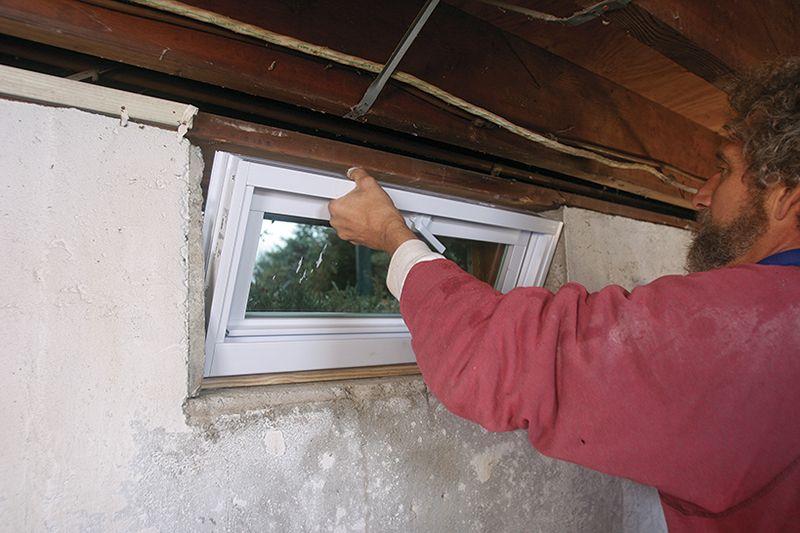 Replacing A Basement Window Basement Windows Basement Window Replacement Old Basement