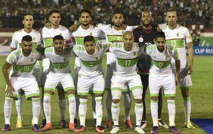 منتخب الجزائر National Football Teams Coach Herve