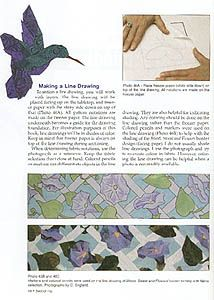 Picture Piecing - Creating Dynamic Pictorial Quilts | England Design