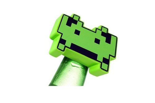 Space Invaders Bottle Opener - $9.53 | The Geeky Store