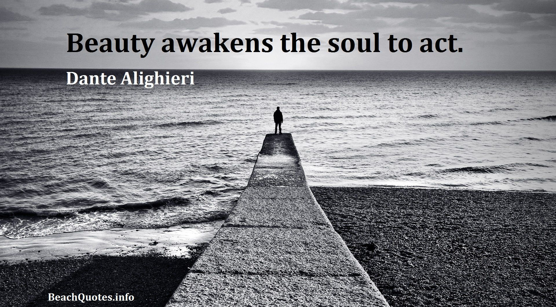 Dante Quotes Beauty Awakens The Soul To Actdante Alighieri  Beachquotes