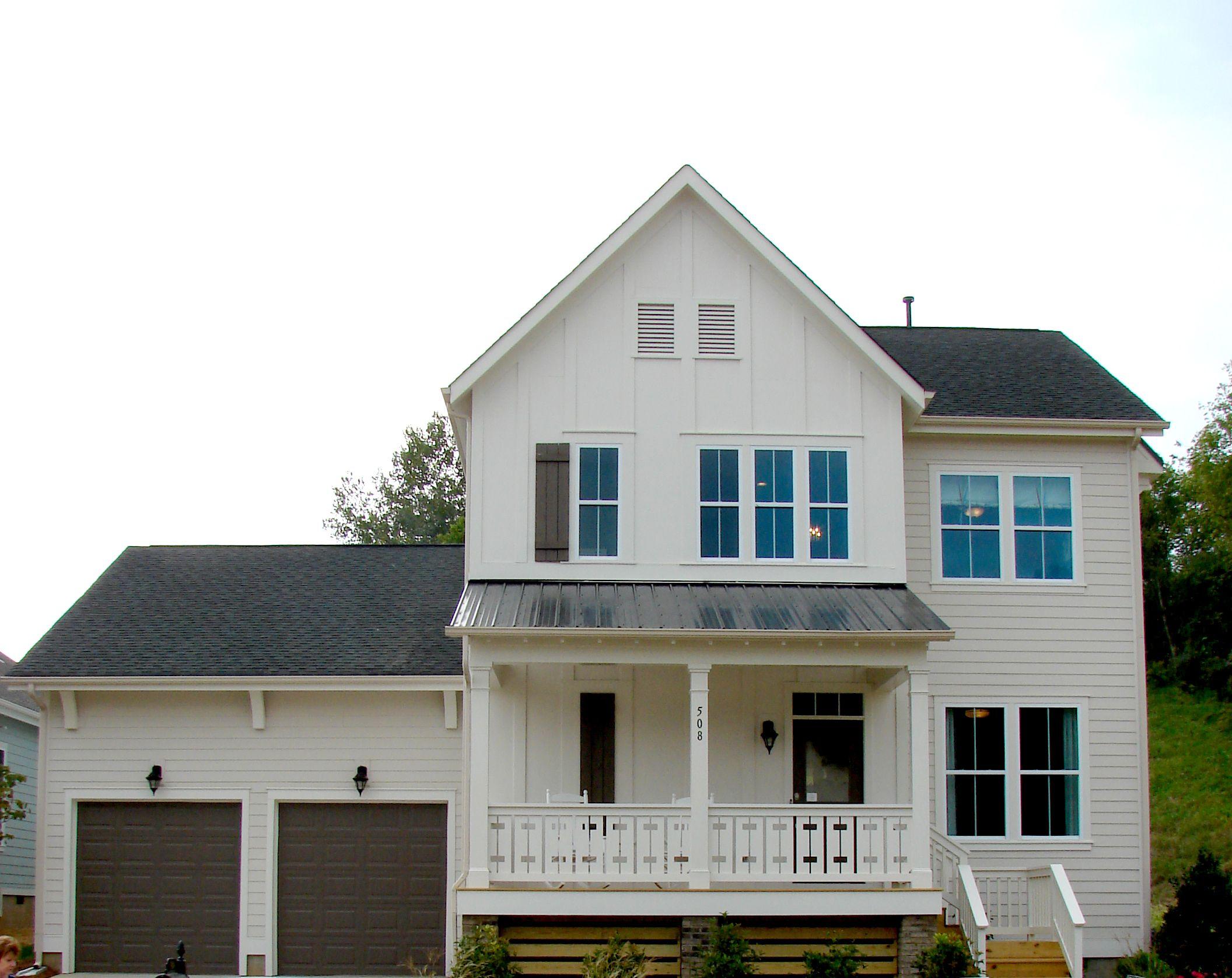 Evans Coghill Brings The Farmhouse To Riverwalk In Rock Hill South Carolina Farmhouse Architecture Modern Farmhouse Plans Modern Farmhouse Design