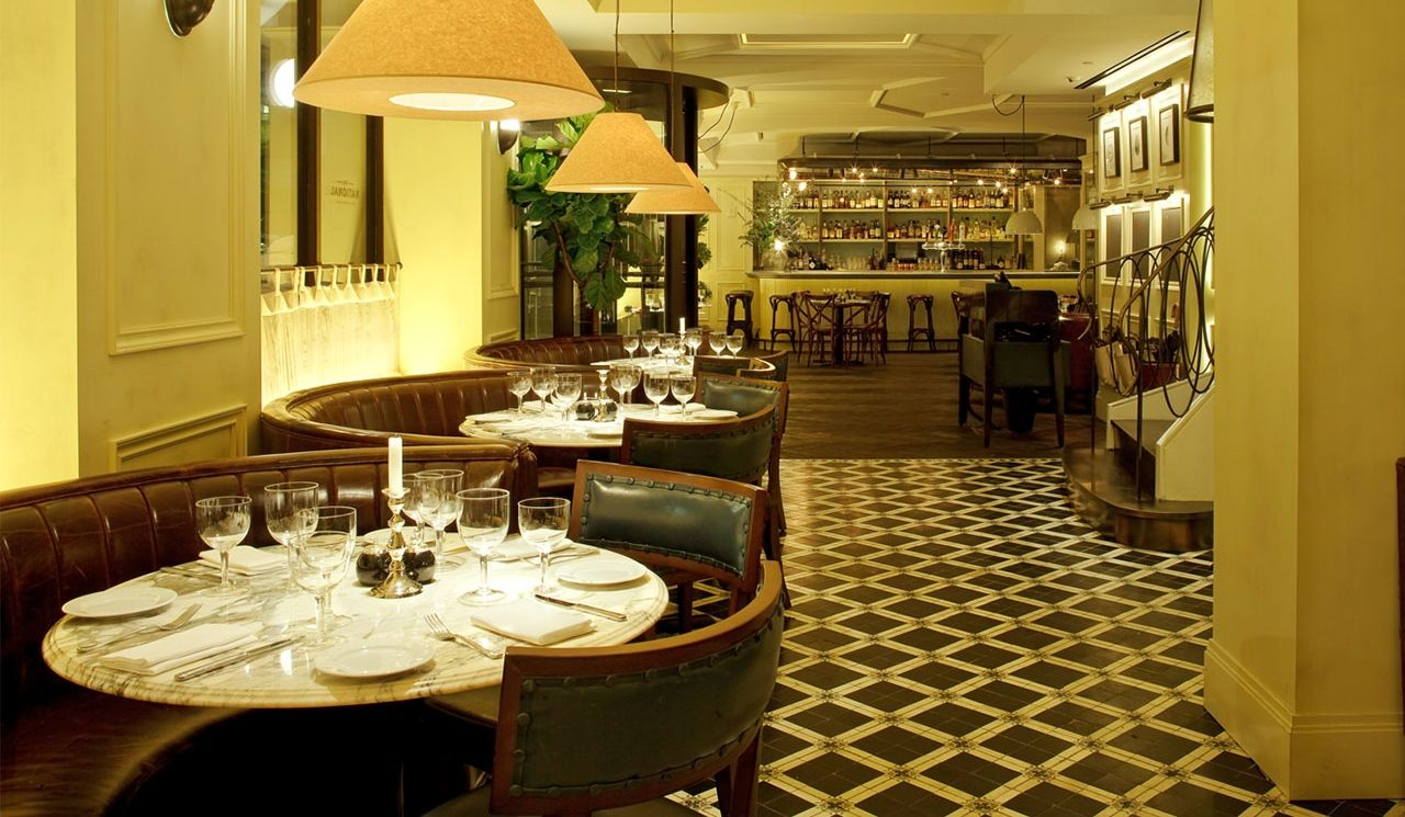 The National Dining Rooms Restaurant New York