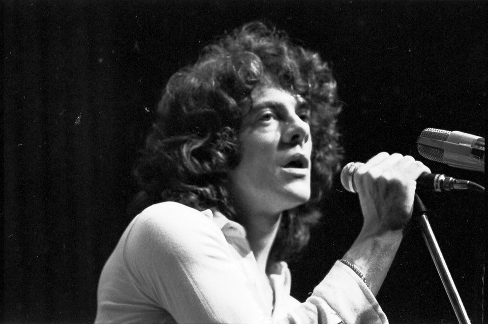 """MIKE HARRISON OF """" SPOOKY TOOTH"""""""