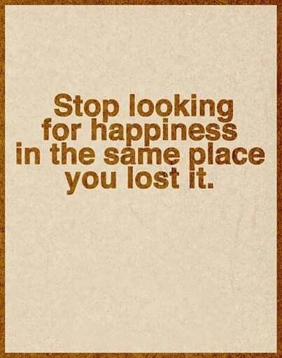 Stop lookin