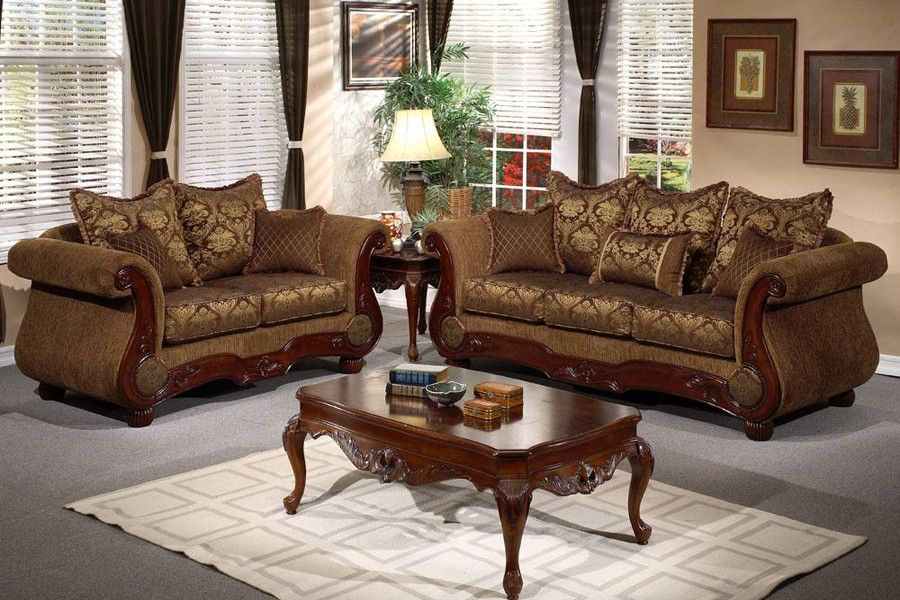 Lovely Traditional Living Room Furniture | Barcelona Traditional Style Living Room  Set     Furniture Stores Los