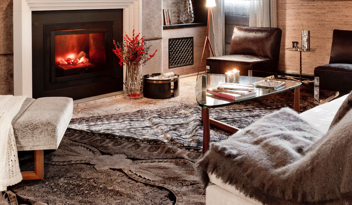 Prepare the hearth arrange candles strategically and simplify decor before you cozy up in your favorite chair and enjoy the comforts of a warm living room