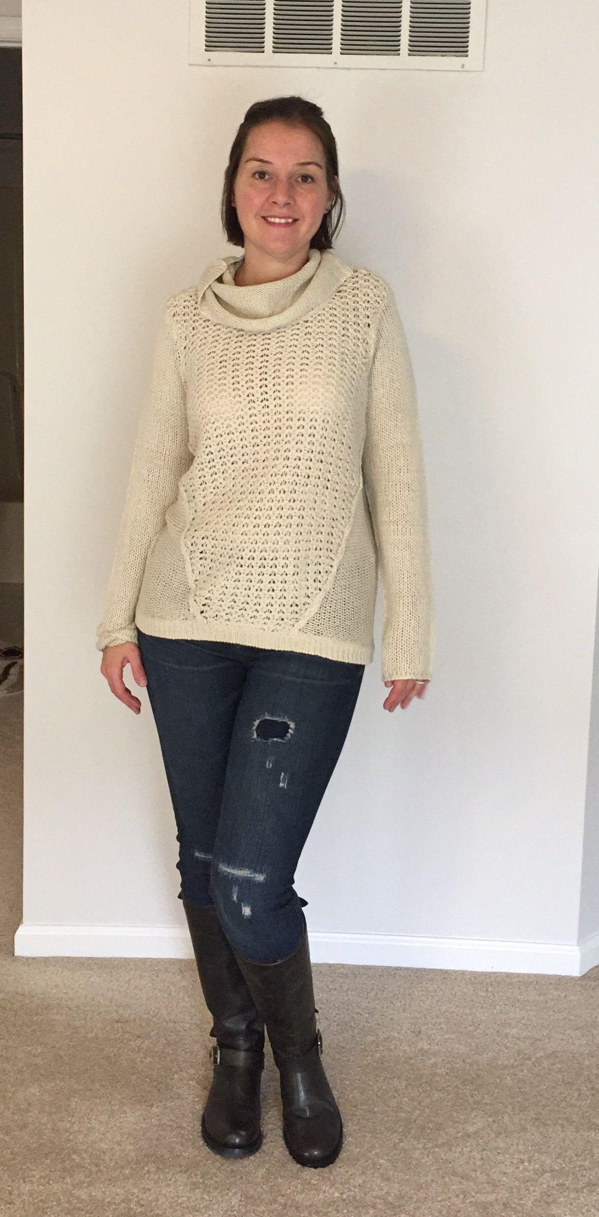 rd style Douglas cowl neck sweater | Stitch Fix | Pinterest | Cowl ...
