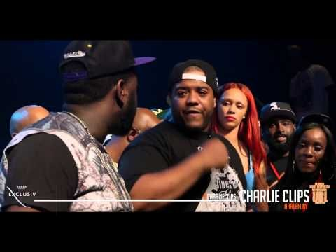 One Sided Battles #OSB presents Charlie Clips vs T-Rex