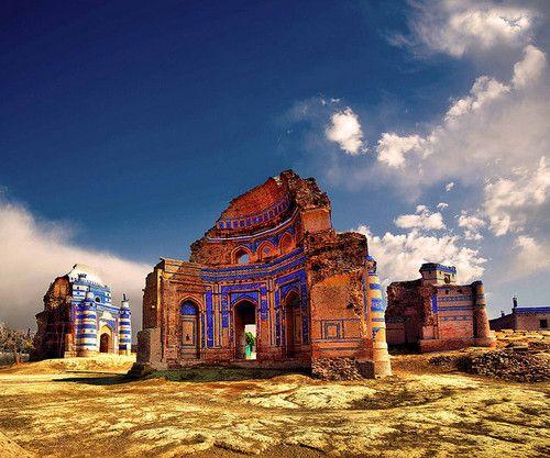 Uch Sharif Ruins, Pakistan