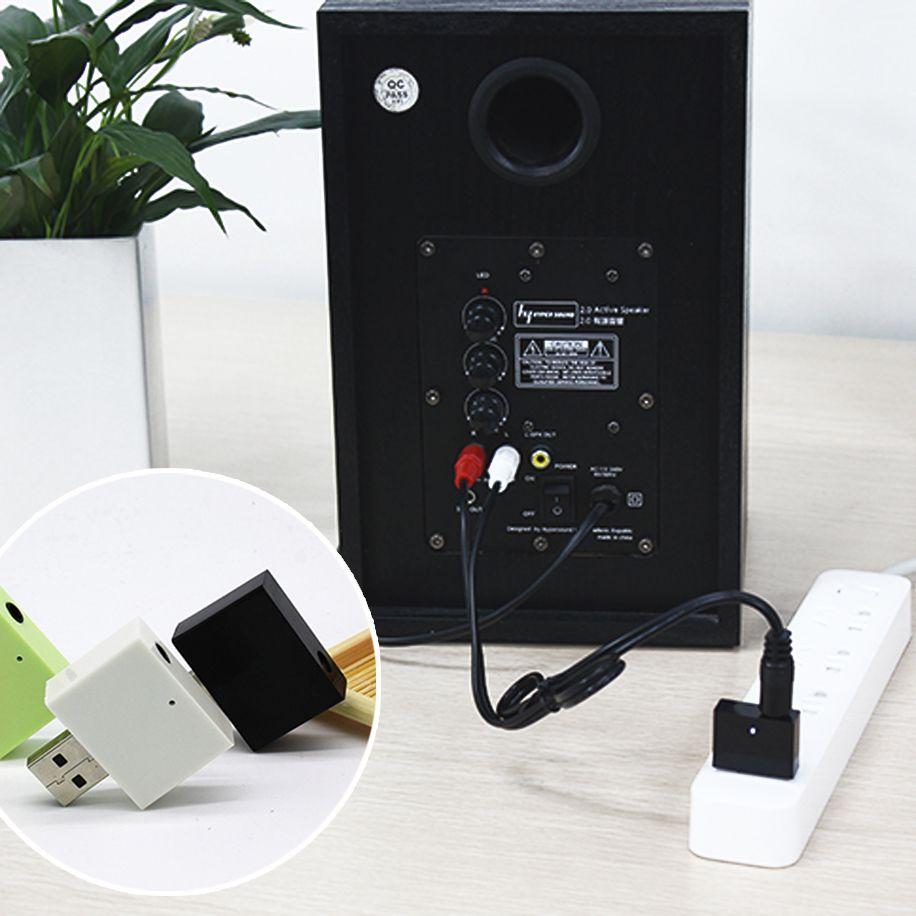 New Hifi Bluetooth Receiver Adapter Stereo Music Wireless