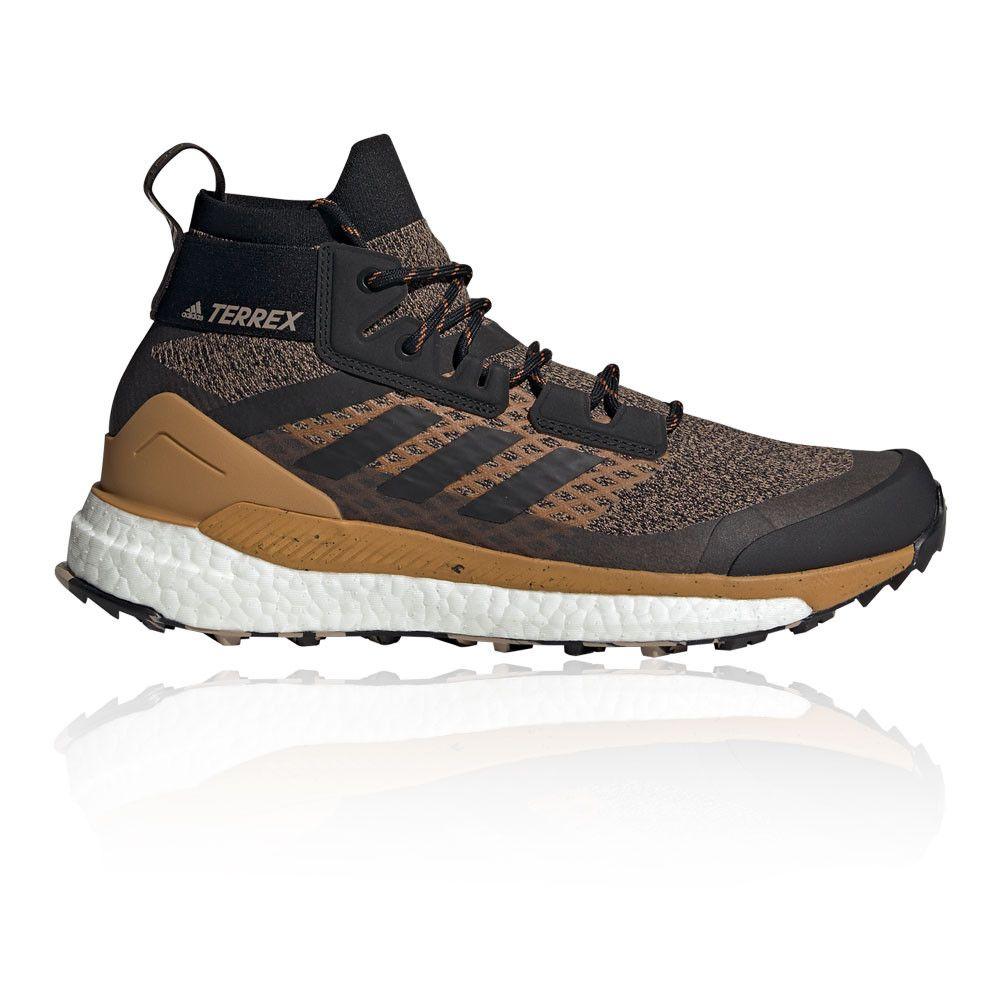 adidas Terrex Free Hiker Walking Shoes - SS20 - 30% Off   Black ...