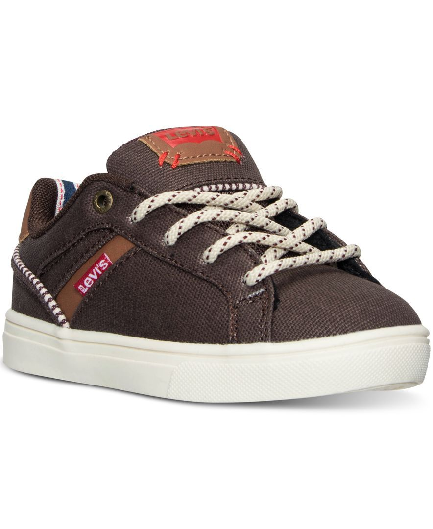 1e4c25552e Levi s Toddler Boys  Henry Hiking Casual Sneakers from Finish Line ...