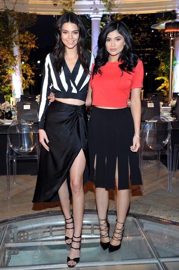 Fashion · Kendall Jenner e Kylie ...
