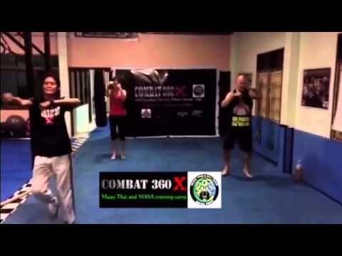 Muay Thai, Boxing and Fitness training at Combat 360X Khao Lak, Thailand - YouTube