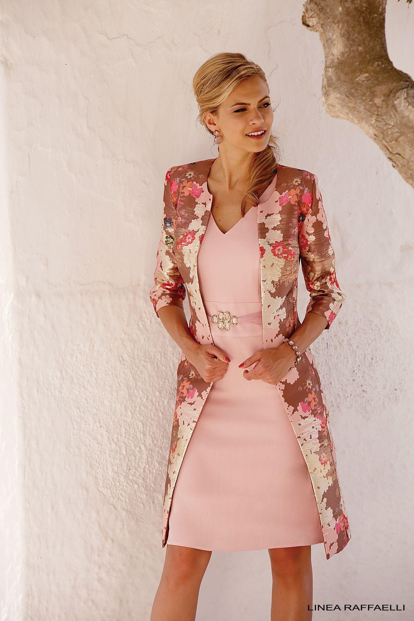 9 Floral Pencil Collar Knee-Length Sheath Dress  Evening