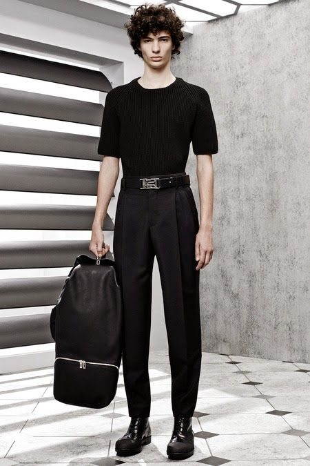 BALENCIAGA FW15 Mens Fashion Week