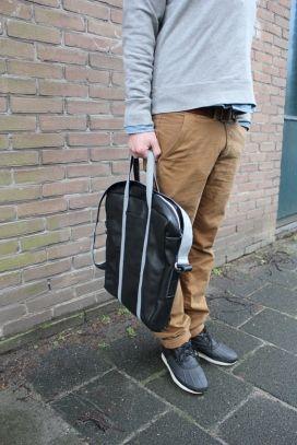 laptop bag | just around the shoulder