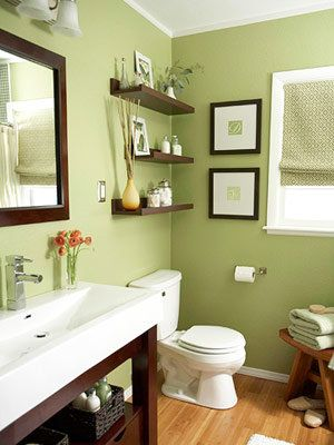 I Want My Bathroom To Be Mint And Chocolate Ideas Ideas Ideas Small Bathroom Remodel Bathroom Makeovers On A Budget Green Bathroom