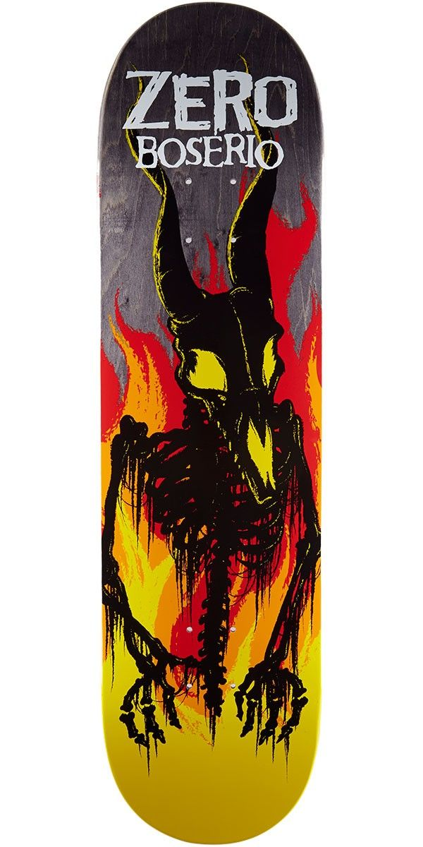 Zero from hell series impact light skateboard deck nick boserio zero from hell series impact light skateboard deck nick boserio 8375 aloadofball Image collections