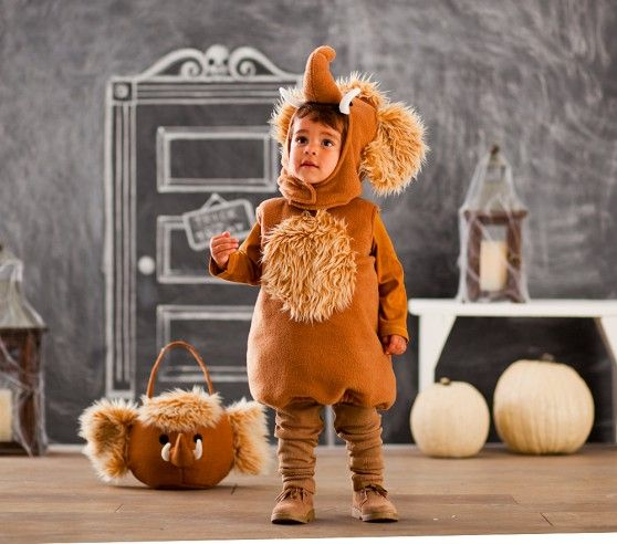 Woolly Mammoth Costume Pottery Barn Kids Crazy