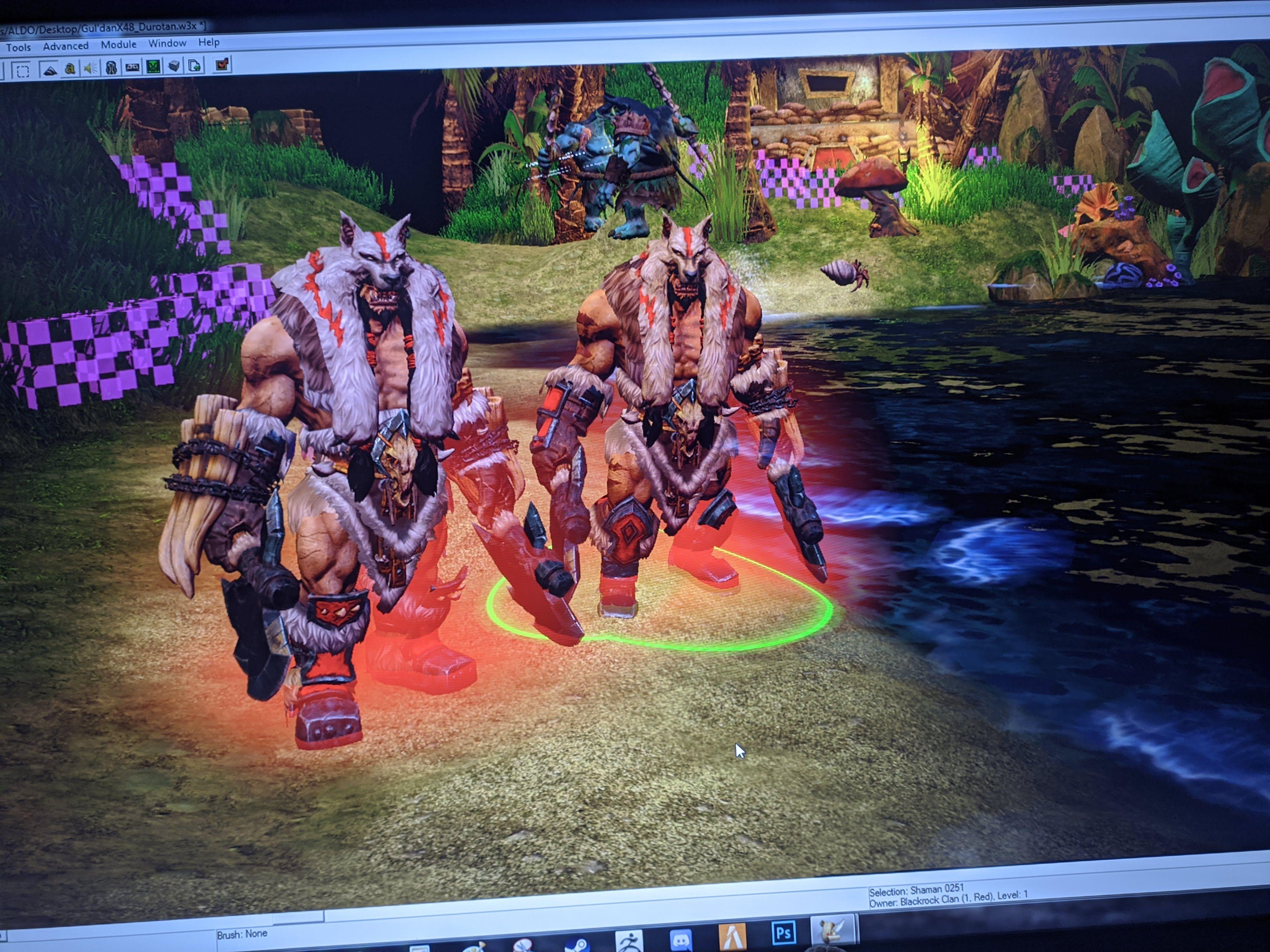 Durotan Warcraft 2 Reforged Warcraft 2 Warcraft Landmarks