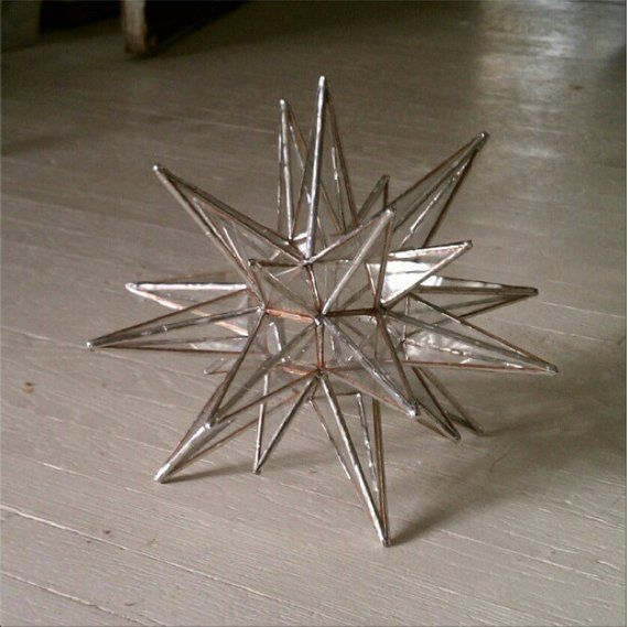 Stained Glass Moravian Star Tree Topper - Stained Glass Moravian Star Tree Topper Products Pinterest