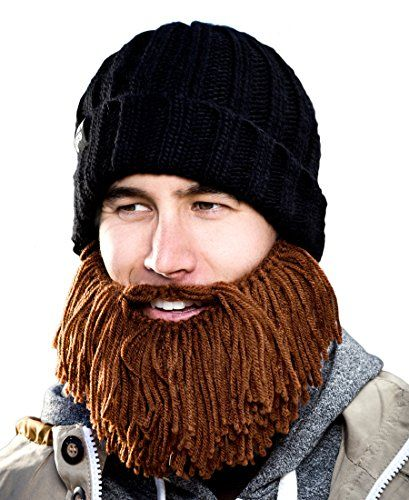 Pin by Izzy Coleman on gift ideas | Knitted beard, Crochet ...