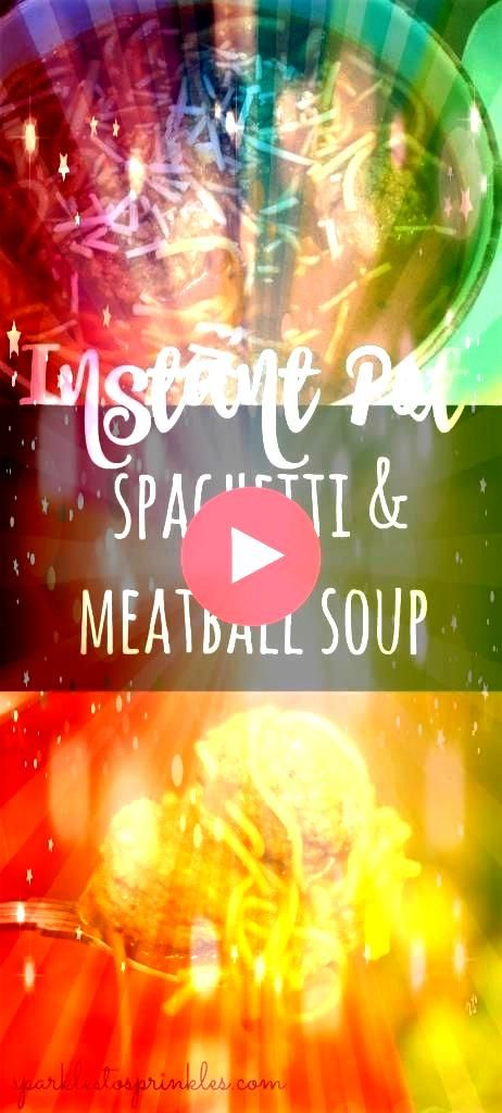 and meatball soup is a recipe to make on those nights where you want minimal effort on preparing supper This soup practically cooks itself It is such a hearty delicious c...
