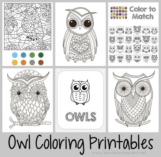 Just Color! ~ Free Coloring Printables- Tons of themed packages
