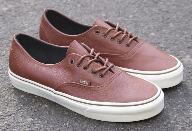 Vans Authentic Leather  b2a5c2ca4